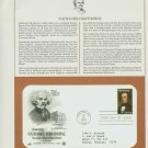 1983 USA FDC Scott# 2047 – Jul 8 – Honoring Nathaniel Hawthorne on Cachet Addressed Cover E4859P