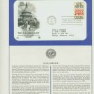 1983 USA FDC Scott# 2053 – Sep 9 – Civil Service Act Centennial on Cachet Addressed Cover E4859P