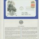1983 USA FDC Scott# 2053 – Sep 9 – Civil Service Act Centennial on Cachet Addressed Cover E4859P