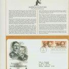 1983 USA FDC Sc# 2057-8 – Sep 21 – Honoring Americas Inventors on Cachet Addressed Cover E4859P