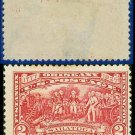 1927 USA UNUSED Scott# 644 - 2c Surrender of Burgoyne - 1927 Commemoratives