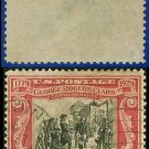1929 USA USED Scott# 651 - 2c Surrender of Fort Sackville - 1929 Commemoratives