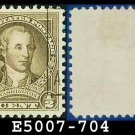 1932 USA USED Sc# 704 – 1/2c Washington – 1932 Washington Bicentennial Issue