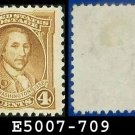 1932 USA USED Scott# 709 – 4c Washington – 1932 Washington Bicentennial Issue