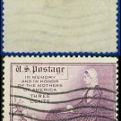 1934 USA USED Scott# 737 – 3c Whistler's Mother – 1934 Mothers Day Issue
