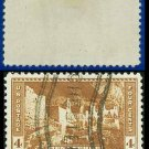 1934 USA USED Scott# 743 – 4c Mesa Verde – 1934 National Parks Issue