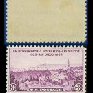 1935 USA USED Scott# 773 – 3c View of San Diego Expo – 1935 Commemoratives