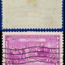 1937 USA USED Scott# 798 – 3c Adoption of the Constitution – 1937 Commemoratives