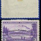 1937 USA USED Scott# 800 – 3c Mt. McKinley, Alaska – 1937 Commemoratives