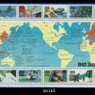 1992 USA MNH UNUSED Scott# 2697 – 1942 WWII Souvenir Sheet