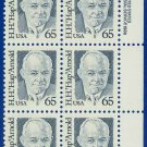1986-88 USA Scott# 2191 UNUSED Block of 14 – 65c Hap Arnold – 1986-88 Great Americans E4116