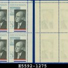 1965 USA Scott# 1275 UNUSED Block of 4 – 5c Adlai Stevenson – 1965 Commemoratives