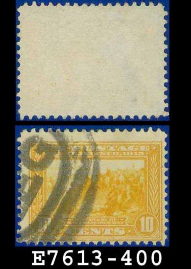 1913 USA USED Scott# 400 � 10c San Francisco Bay � Panama-Pacific Issue