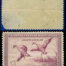 1938 USA UNUSED Scott# RW5 – $1 Pintail Drake – Duck Stamps E8342
