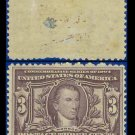 1904 USA UNUSED Scott# 325 – 3c Monroe – 1904 Louisiana Purchase Issue