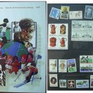 1979 USPS Commemorative Album with complete set of MNH stamps E5186,3097