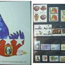 1977 USPS Commemorative Album with complete set of MNH stamps E5186,3035,3097