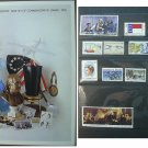 1976 USPS Commemorative Album with complete set of MNH stamps E5186,3097