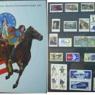 1975 USPS Commemorative Album with complete set of Unused stamps E5186