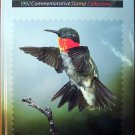 1992 USPS Commemorative Album with COMPLETE SET of MNH Stamps E6705