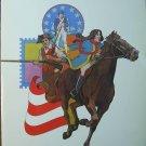 1975 USPS Commemorative Mini-Album with complete set of Unused MNH stamps E3097