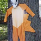 CUBONE Pokemon SIZE 4-6 Halloween Costume HARD TO FIND! Costumes