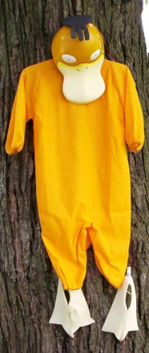 PSYDUCK Pokemon SIZE 4-6 Halloween Costume NEW COSTUMES!