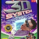 Extreme 3D System   AWESOME!  Virtual Reality! 15 Games AND Game System!!!