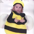 BUMBLE BEE Halloween PLUSH Costume Sz 12-24 Months NEW!