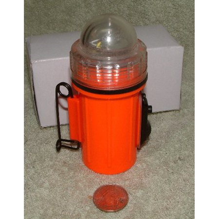The Strobe Rescue Light - orange