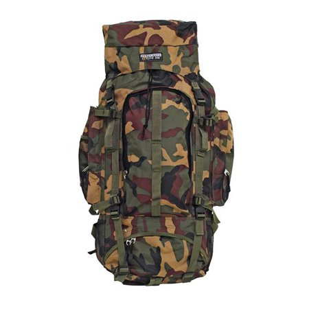 Camouflage Mountaineers Backpack