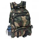 Camouflage Polyester Backpack