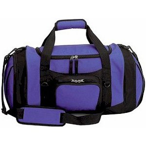 "19"" Insulated Cooler Bag - Purple"