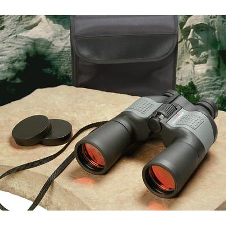 10x50 Binoculars with Ruby Red Coated Lens