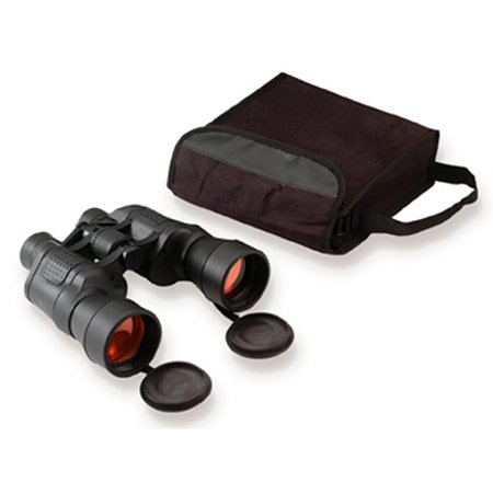 10x50 Glare Reduction Ruby Coated Lens Binoculars