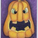 """Scary pumpkin"""