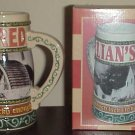 KILLIAN'S IRISH RED COLLECTOR'S STONEWARE STEIN