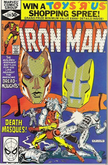 IRON MAN COMIC COLLECTION marvel comics