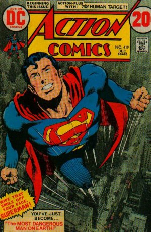 ACTION COMICS STARRING SUPERMAN COLLECTION DC COMICS
