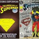 ADVENTURES OF SUPERMAN COLLECTION DC COMICS