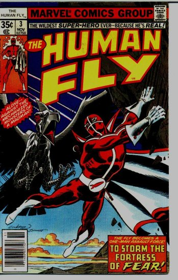 THE HUMAN FLY COMIC COLLECTION