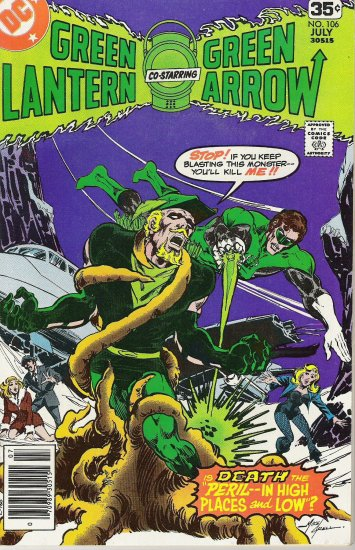 GREEN LANTERN COMIC COLLECTION