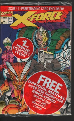 X-FORCE COMIC COLLECTION