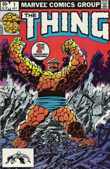THE THING COMIC COLLECTION