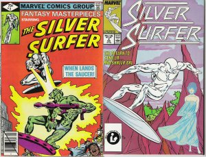 SILVER SURFER COLLECTION #2