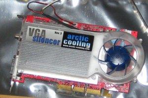 ATI All in Wonder (Radeon) 9700 AGP 8x 128MB DDR with VGA Silencer
