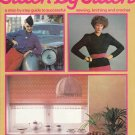 STITCH BY STITCH Part 66 SEWING CROCHET KNITTING CRAFTS VINTAGE MAGAZINE
