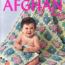 COMPLETE AFGHAN PATTERNS HAND KNITTING & CROCHET 1970