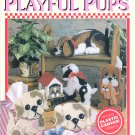 PLAYFUL PUPS 7 PROJECTS NEEDLECRAFT SHOP PLASTIC CANVAS PATTERN OOP
