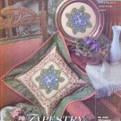 CROSS STITCH MAGAZINE VIOLETS - FOX HUNT - HARVEST - HEIRLOOM CENTREPIECE + #19